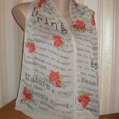 Esprit яркий стильный шарфик на весну