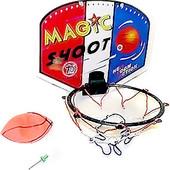 Баскетбольное кольцо в кульке, 59-38см. артикул M 1076