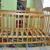 Детская кроватка кокосовый матрасик