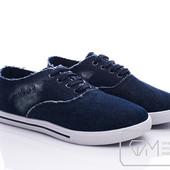 Кеды мужские джинс