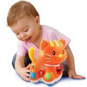 Интерактивная игрушка Поймай меня кошка от VTech.