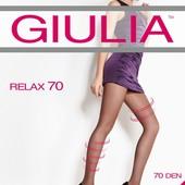 Теплые зимние колготки ТМ Giulia Relax 70 den
