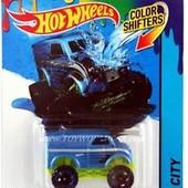 Hot Wheels Машинки меняющие цвет. В наличии