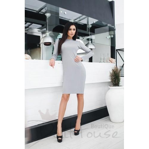 Хит! классическое платье-миди 13 цветов (48-52 размеры 340 грн) фото №11