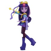My Little pony Искорка твайлайт спаркл кукла пони стрельба из лука twilight sparkle equestria girls