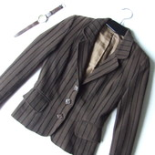 Шоколадный красивый пиджак :)