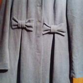 Новое пальто демисезонное 48-50р.