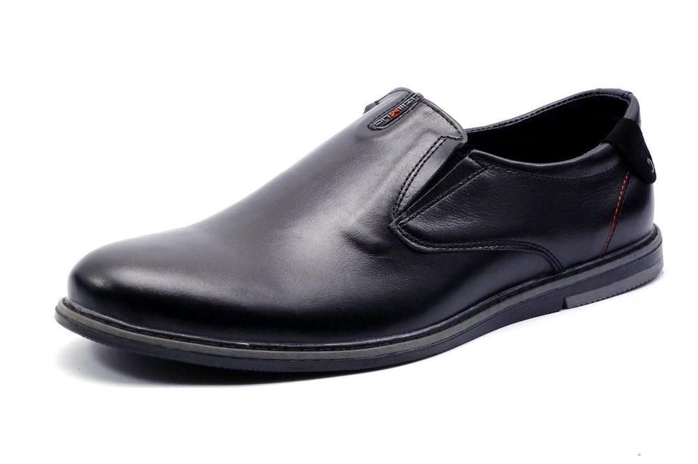 Туфли checco, р. 40-45, натур. кожа, код kv-2870   фото №1