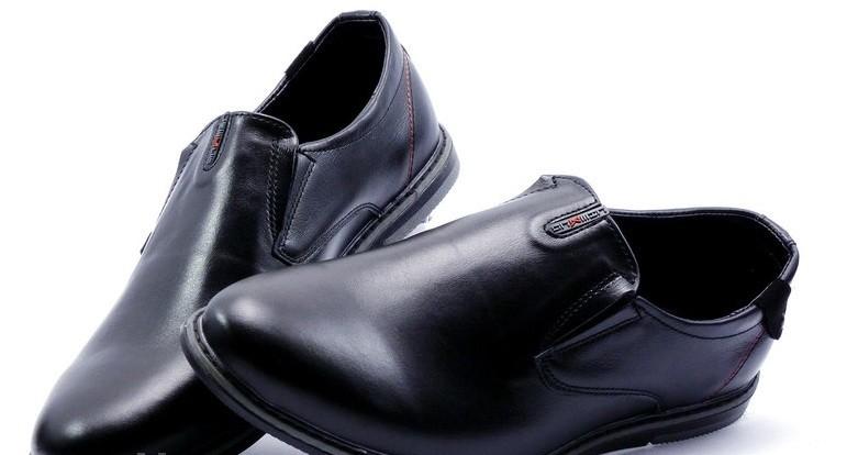 Туфли checco, р. 40-45, натур. кожа, код kv-2870   фото №2