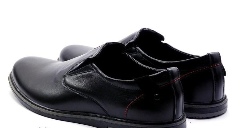 Туфли checco, р. 40-45, натур. кожа, код kv-2870   фото №3
