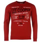 Тепленький свитерок Lee Cooper , размер л, маломерит
