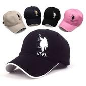 Взрослая  кепка POLO  под заказ