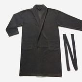 Флисовый взрослый халат размер М, б/у. Хорошее состояние, без пятен. Длина 116 см, ширина под мышкам