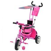 Доставка! Трехколесный велосипед, колеса пена, Azimut вс-15 аn Safari розовый, 00000107345