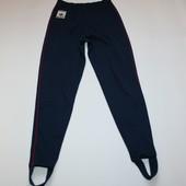 Тренировочные спорт.штаны на 11-12лет