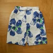 4-6 лет George отличные легкие фирменные шорты бриджи. Длина - 40 см, пояс 25-30 см, бедра - 38 см,