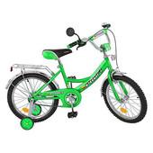 Доставка! Гарантия! велосипед от 6 лет, Profi Trike 1842A, колёса 18 дюймов, цвет 3еленый