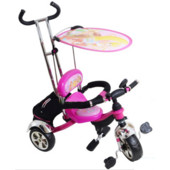Детский трехколесный велосипед с родительской ручкой рrofi Trike м 5339 еva Foam WinX