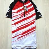 Новая футболка для велоспорта. Crivit. Доступна в размерах: m (48-50).