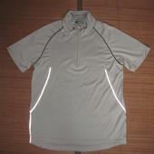 4 Sports (L) спортивная беговая футболка мужская бежевая
