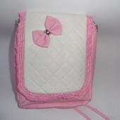Очень стильная сумочка 2 цвета. отличный подарок для маленькой леди