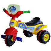 Детский Трехколесный велосипед Kinderway Спринт (10-002) Красный
