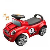 Детская каталка Bambi HZ536 Red, машина красная, с музыкальными эффектами