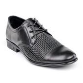 мужские туфли натуральная кожа 2 Модели: 065п  и  064п