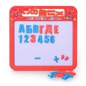Досточка 0185 магнитная азбука