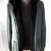 Шикарная куртка на флисе, большой размер! Германия.