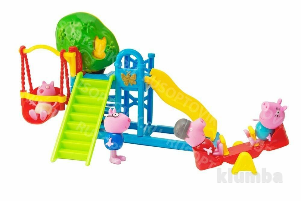 Игровой набор Дом Свинки Пеппы Peppa Pig для девочки