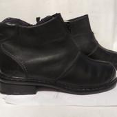 Ботинки кожа Германия Bama 38,5 размер