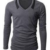 Пуловер мужской. Размеры: S, М, L (2с