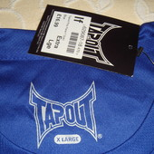 футболка Tapout оригинал . для спорта.повседневная.туризма ..2 размера