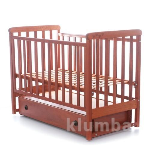 Детская кроватка верес соня лд12 маятник,ящик,лапки ольха 12.1.02 фото №3