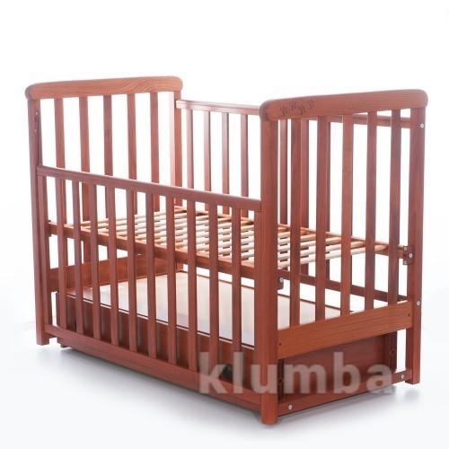 Детская кроватка верес соня лд12 маятник,ящик,лапки ольха 12.1.02 фото №4