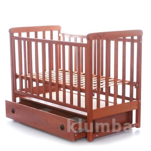Детская кроватка верес соня лд12 маятник,ящик,лапки ольха 12.1.02 фото №5
