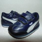 Кроссовки Puma 22р,ст 14 см.Мега выбор обуви и одежды!