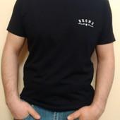 Классическая черная футболка Valimark 17372
