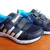 Лёгкие модные кроссовочки для мальчиков Fieerinni 16.8 и 18.8см