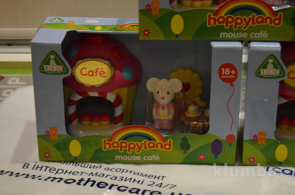"""Кафе """" мышка"""" от mothercare , elc. новые! фото №1"""