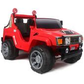 +видео! Электромобиль детский Bambi A 26-3, Red, красный