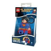 Брелок-фонарик Лего Супермен светодиодный LGL-ke39