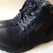 Новые мужские зимние ботинки. Р. 42