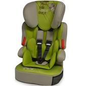 Надежное автокресло, 9-36 кг, Bertoni X-Drive plus caramel & green Pilot
