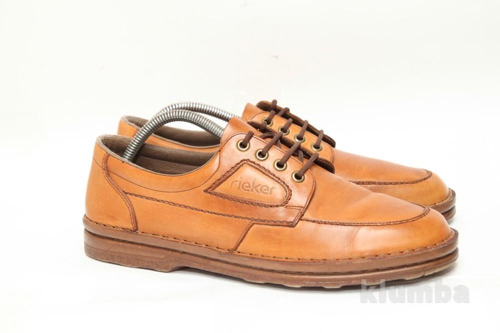 Туфли rieker, германия, кожа, размер 42 фото №1