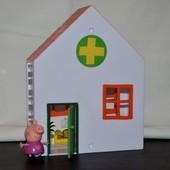 Игровой набор Peppa Pig Пеппа Пиг больница ветеринарная клиника