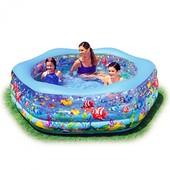 Надувной бассейн детский Intex 56493