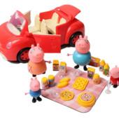 """Игровой набор-машина """"Пикник со свинкой Пеппой"""""""