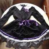 Нарядное платье фирмы Canda размер 140